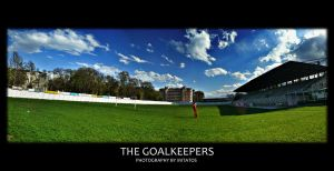 The Goalkepers by mitatos