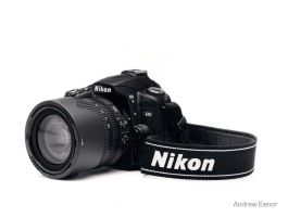 Nikon D90 Product Shot 2 by AEisnor