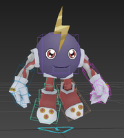 Thundermon Rig by ProjectArkStudios