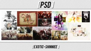 150528. PSDs Sharing, My Favies by EXOtic-Shinniee