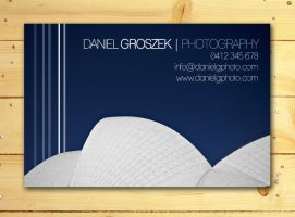 DGP - Buisness Card by wireless-studios