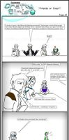 Minecraft Comic: CraftyGirls Pg 67 by TomBoy-Comics