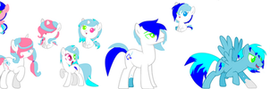 Other New Ocs. by ChocoCrazeh