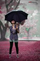 Unusual Rain by paten