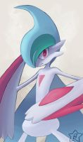 Mega Gallade by Bukoya-Star