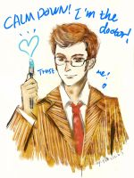 Doctor who by eukelade47