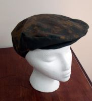 bleached hat by zlyoga