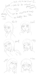 face sketches #2 by ReverseImaku