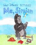 Me, Simian by Conyy-disney15