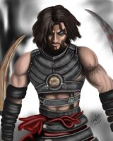 Warrior within by SerggArt