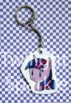 example  twilight sparkle keychain by I-Am-Bleu