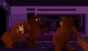 Grizzly Rave by DTKinetic