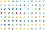 12x12 Free Toolbar Icons by Ikonod