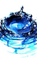 Watercolor-Waterdrop by shinyj91