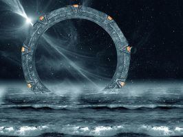 Stargate Trinity - Wallpaper by mercscilla