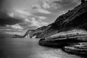 High Cliffs by ChrisKora