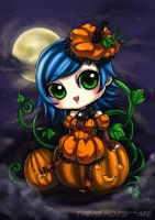 Pumpkin Princess by Theherois--me