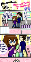Meanwhile, IRL - SHOPPING by Shinjukou