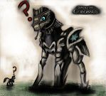 My Little Colossus by EuropaMaxima