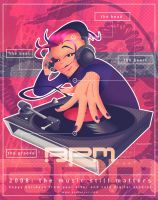 BPM 2008 Holiday Card by PaulSizer
