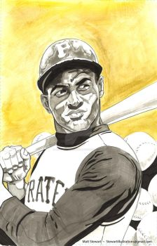 Clemente by PickledPeanutMedia