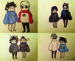 Nerds In Sweaters by pungender