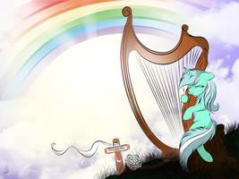 Lyra melody of sorrow by V-D-K