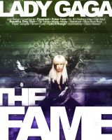 Lady Gaga - The Fame by RomanGod