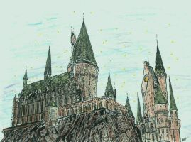 Hogwarts School WW by MyRisenShadow