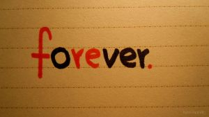 forever. by KyraTeppelin