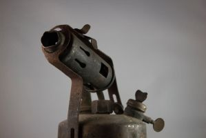Rusted Blowtorch 4 by The-Lionface