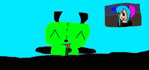 chat with Gir by BritBritlove20