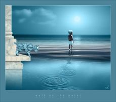 walk on the water by swanna