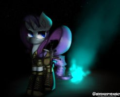 .:Nachtjager Rarity:. by Gamermac