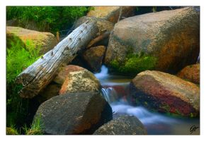 Incline Stream III by dehrique