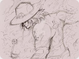 one piece wip by Telemaniakk