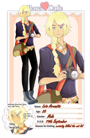 {BC: Leto Arvanitis} by karicurrypuff