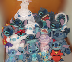 Stitch Collection by VengefulSpirits