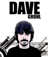 dave grohl by lilithbloody