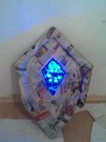 League of Legends Tower Cosplay Shield by Valentis
