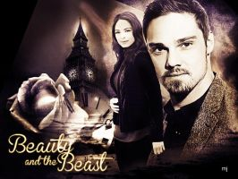 Beauty and the beast by Eithen