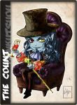 Commission: The Count Chibi by LolitaAldea