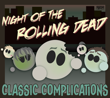 Classic Ch.46 - NIGHT OF THE ROLLING DEAD by simpleCOMICS