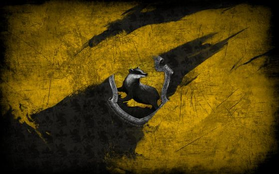 Harry Potter Wallpaper: Hufflepuff by TheLadyAvatar