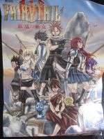 Fairy Tail Hoo no Miko Poster by anthony61