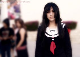 Hell Girl Cosplay by Arthurous