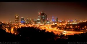 The Mining Capital of Australia by ColourFastPhotos