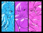 Ladies from Darkstalkers by KevinRaganit