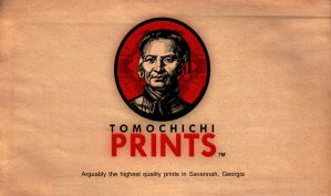 Tomochichi Prints by aMorle