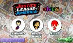 Justice League Chibis Series 1 by Project-Epiphany